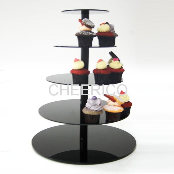 Black Cheerico Cupcake Stand